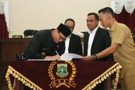 RAPBD Perubahan Banten 2018 Defisit Rp577,40 Miliar
