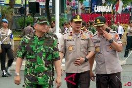 Polri-TNI siap amankan Asian Paragames