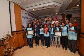 INPEX tutup pelatihan bahasa Inggris di Saumlaki