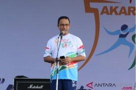 Anies Baswedan imbau masyarakat tentang hidup sehat