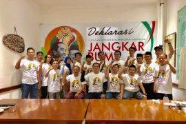 Buruh migran deklarasi dukung Jokowi-Ma'ruf Amin