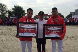 Kalteng beri bonus atlet peraih medali Asian Games