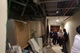 Ledakan tabung gas guncang apartemen Essence Dharmawangsa