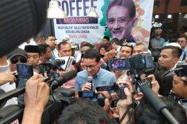 Sandiaga sapa para caleg koalisi di Malang