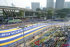 GP Singapura bukan sekedar balapan biasa