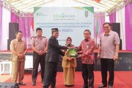 Catakgayam Jadi Desa Sadar Jaminan Sosial Ketenagakerjaan