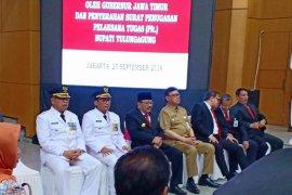 Bupati Syahri Mulyo Dilantik lalu Dinonaktifkan Gubernur