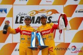 Antonio Giovinazzi pebalap ketiga Jagonya Ayam di F1