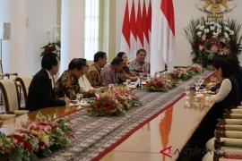 Presiden Jokowi harapkan peningkatan komitmen Alibaba di Indonesia