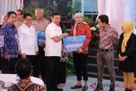 LPSK serahkan kompensasi kepada korban terorisme Rp1,6 Miliar