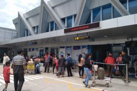 Arus penumpang di Bandara Silangit meningkat 51 persen