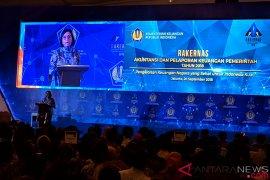 93 entitas peraih WTP dapat penghargaan dari pemerintah