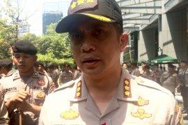 Kapolres Jaksel mediasi pengunjuk rasa-Grab Indonesia