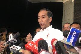 """Jokowi ingatkan dukung-mendukung harus """"fair"""""""