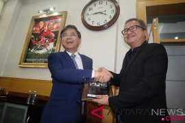 BUMN China berminat investasi pefilman di Indonesia
