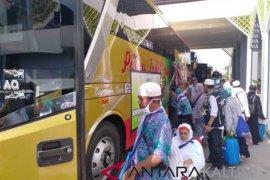 247 jamaah haji Paser tiba di Balikpapan