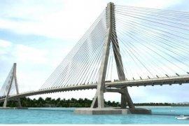 Gubernur setujui lokasi pembangunan Jembatan tol Penajam-Balikpapan