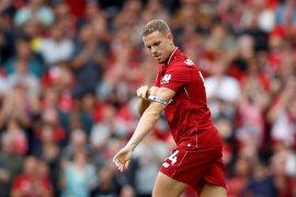 Kapten Liverpool Jordan Henderson teken kontrak baru