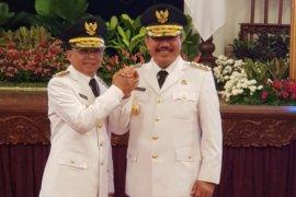 Gubernur sampaikan visi-misi dihadapan kades se-Bali