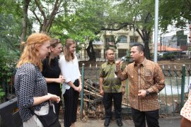 Mahasiswa Belanda Siap Bantu Pengembangan Wisata Air di Kota Tangerang