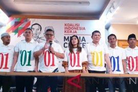 Hasto: Hasil survei menambah semangat TKN Jokowi-Ma'ruf