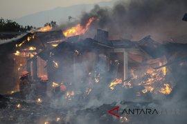 Pemkot Bandung salahkan pengelola Pasar Induk Gedebage terkait kebakaran