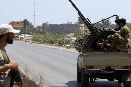 Faksi-faksi militer Libya mulai berunding di Jenewa
