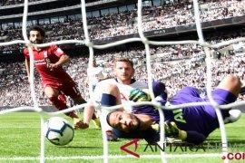 Berikut prediksi Tottenham vs Liverpool
