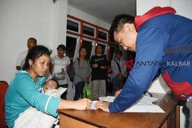 P2TP2A Lebak pulangkan empat pekerja migran korban kekerasan dari Timur Tengah