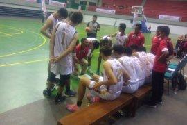 Indonesia sudahi fase penyisihan kejuaraan basket pelajar Asia tanpa kemenangan