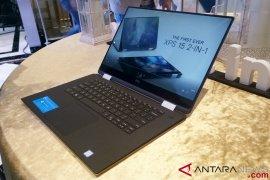 Dell luncurkan laptop XPS 15 2-in-1, diklaim yang tertipis di kelasnya