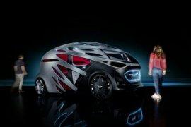 Mercedes-Benz hadirkan mobil fleksibel masa depan Vision Urbanetic