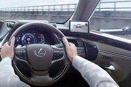 Lexus kenalkan teknologi Digital Side-View Monitors pertama di dunia