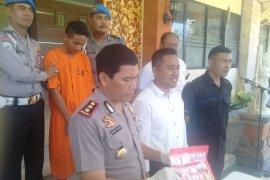 Polresta Denpasar tahan kurir sabu-sabu