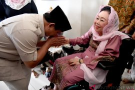 Prabowo Subianto nyaman dengan NU dan Islam moderat