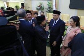 Kepemimpinan Zaki - Romli Diharap Perkuat Kerjasama Kota - Kabupaten