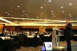 Gubernur Lampung M.Ridho Ficardo Tampil di Forum Internasional di Singapura