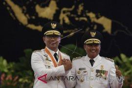 Ridwan Kamil Pak Uu dan Blusukan