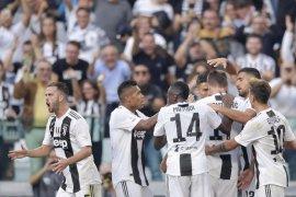 Raih kemenangan 3-1, Juventus menjauh dari kejaran Napoli