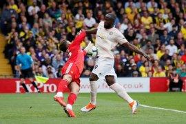 Manchester United berhasil hentikan start sempurna Watford