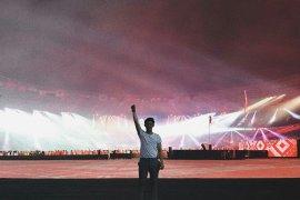 Jevin Julian terharu bisa tampil di penutupan Asian Games 2018