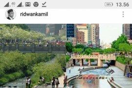 Revitalisasi Kalimalang padukan kebudayaan Bekasi dan Cheyonggyecheon