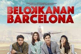 """Film """"Belok Kanan Barcelona"""" syuting di empat benua"""