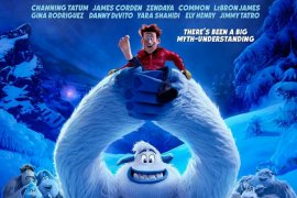 "Persahabatan manusia dan Yeti di Film ""Smallfoot"""