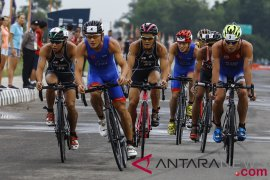 Indonesia andalkan empat atlet triathlon campuran