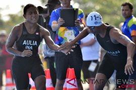 FTI tak masalahkan atlet triathlon Indonesia nihil medali Asian Games 2018