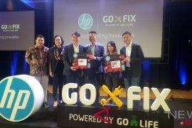 HP Indonesia dan GO-LIFE beri kemudahan belanja tinta