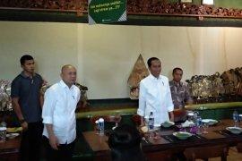 Jokowi imbau masyarakat jangan terpecah belah