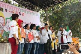 Relawan perempuan Jokowi-Ma'ruf deklarasi dukungan