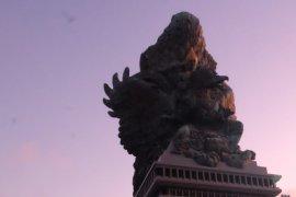Presiden resmikan patung Garuda Wisnu Kencana